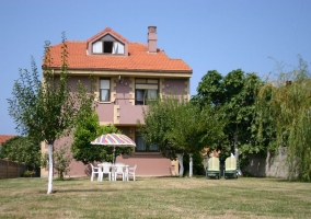 Villa en la Costa de Santander