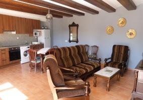 Casa rural Dieste- Buxo