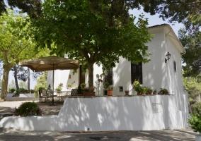 Casa Principal de El Relleuero - Alcoleja, Alicante