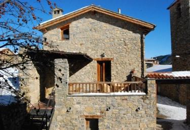 Eguzkilore - Ansovell, Lleida