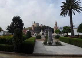 Zona centro del pueblo