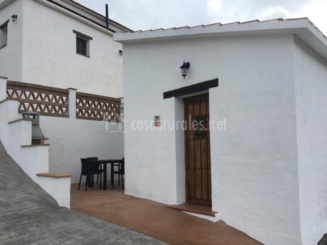Complejo rural El Mirador- Casa del Poni