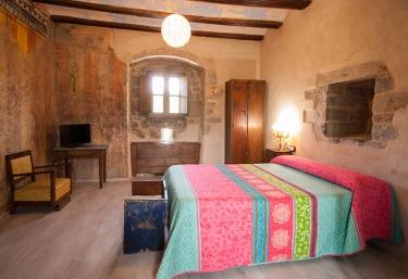Casa del Castillo- Mur de Aluján - Alujan, Huesca