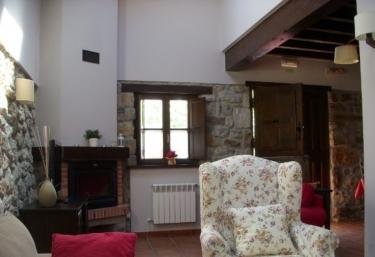 Casas rurales con chimenea en linares ribadesella for Casa rural con chimenea asturias