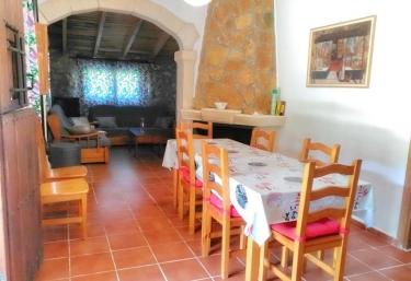 Casa rural Cueva Ahumada - Villaverde De Guadalimar, Albacete