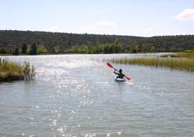 Zonas naturales para hacer actividades