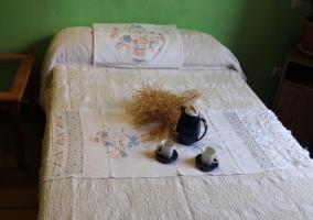 Estudio dormitorio de matrimonio