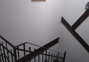 Stairs of the house