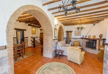 Casa rural El Pilarillo - Alcaucin, Málaga