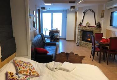 Apartamento Almendro - Ujue, Navarra