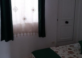 Bedroom of the house