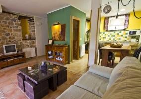 Apartamentos Rurales Los Brezos 1