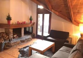 Ski Andorra Tarter Chalet Lodge