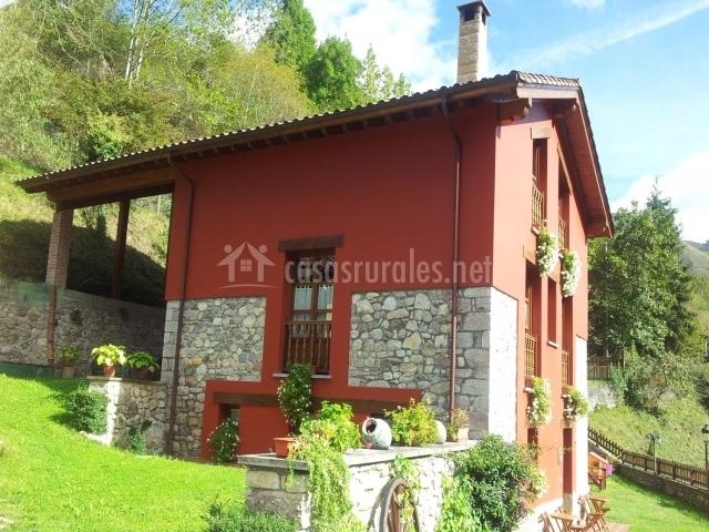 Casa rural la llosa de repelao casas rurales en - Casas rurales en asturias para 4 personas ...