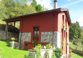 Casa rural La Llosa de Repelao