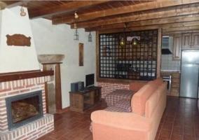 Casa rural El Castaño