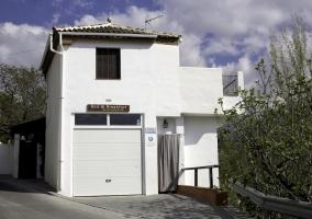 Main door of Arroyo de Gredos