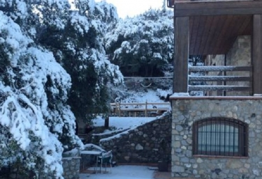 Casa Diaman - Guejar Sierra, Granada