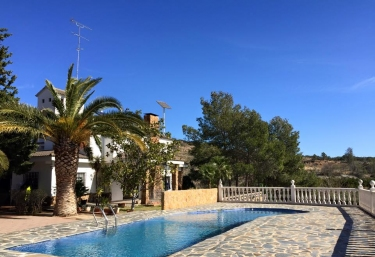 El Chalet de la Pinada - Alborache, Valencia