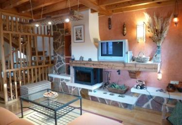 La Casa de Bernuy - Bernuy De Porreros, Segovia