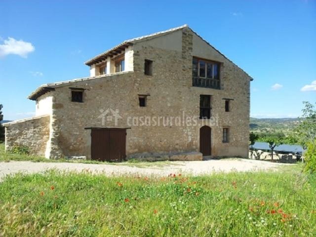 65bfa8e42a909 Mas de la Umbría - Casa rural en Valderrobres (Teruel)