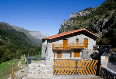 La Cabaña de la Cascada - San Pedro (Soba), Cantabria