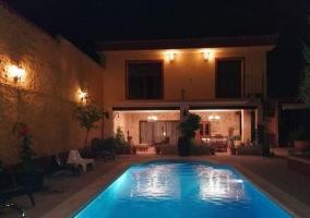 Villa Olalla - Pueblo Cinco Casas, Ciudad Real