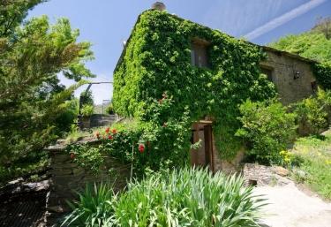 Cortijo La Suerte- Casa Andalucía - Pampaneira, Granada