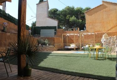 Masía Alt - Olerdola, Barcelona