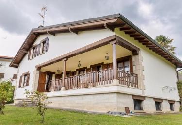 Vivienda rural Casa Javier Lacunza - Aoiz/agoitz, Navarra
