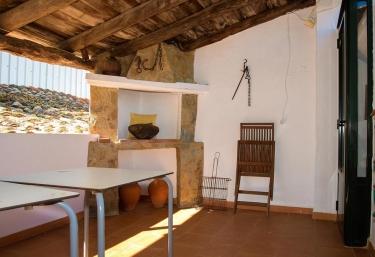 Casa rural Alcaiz - Montanchez, Cáceres