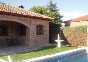 Casa de Campo Los Granaos