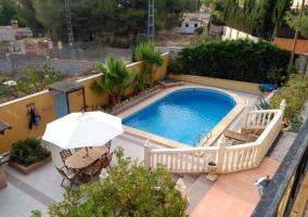 Casa rural La Esencia - Tibi, Alicante