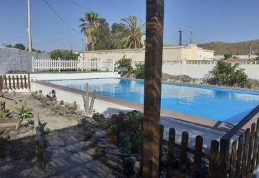 Villa Olmedo - Tabernas, Almería