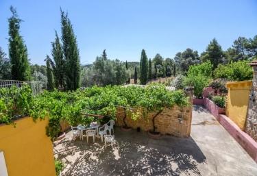 Masía La Cantrobella- El Patio - Cretas, Teruel