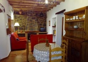 El Jiniebro- Casa El Tinao