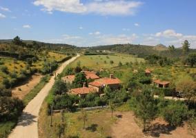 El Jiniebro- Cabaña Poleo - Valencia De Alcantara, Caceres