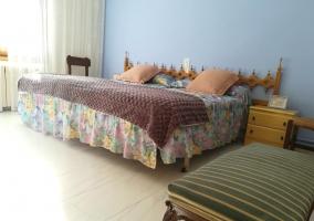 Somat dormitorio con aseo integrado