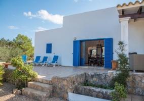 Casas rurales Patricia 1 - Platja Mitjorn, Formentera