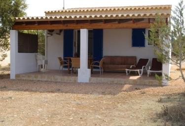 Casa Gorka - Platja Mitjorn, Formentera