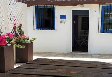 Bungalow con jardín- Mandala Bungalows - Los Caños De Meca, Cádiz
