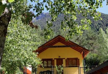 Camping Pineta - Bielsa, Huesca