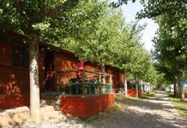 Camping Ribera del Ara - Fiscal, Huesca