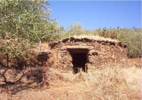 Antigua cabaña de pastores