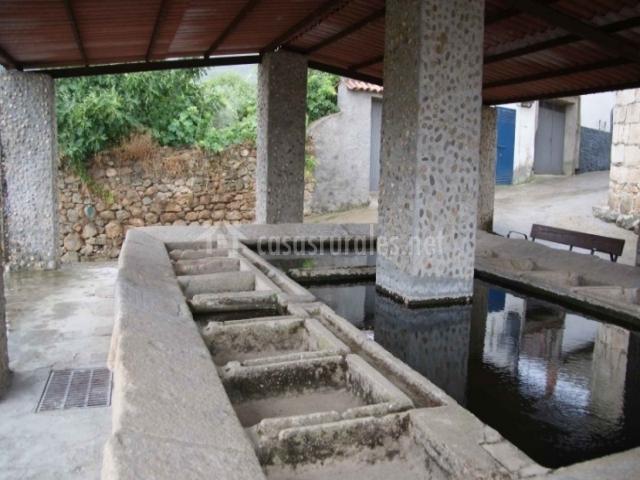 Antiguo lavadero