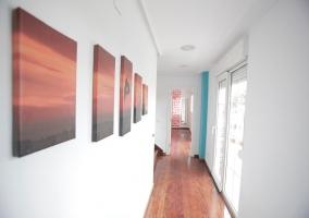Corridors of accommodation
