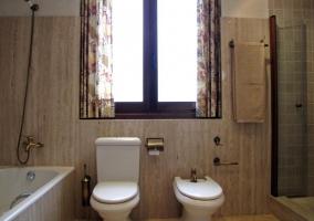 amplio vestidor habitacion matrimonio