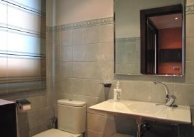 bano moderno con ducha
