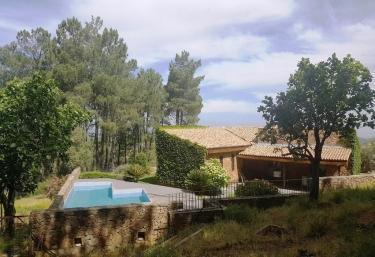 Casa Rural Sierra de Aguafría- Finca El Robledillo - Monesterio, Badajoz