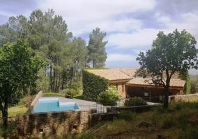 Casa Rural Sierra de Aguafría- Finca El Robledillo